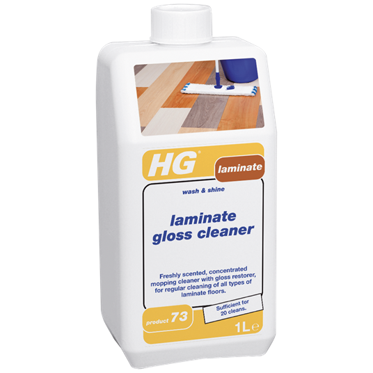 HG Laminate gloss cleaner 1L