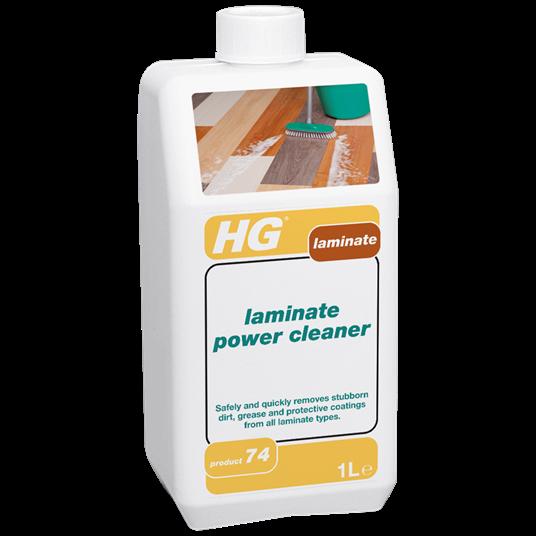 HG Laminate power cleaner  1L