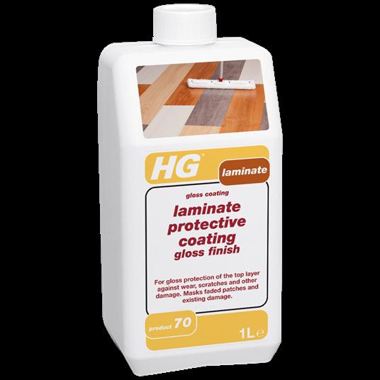 HG Laminate protective coating - gloss finish 1L