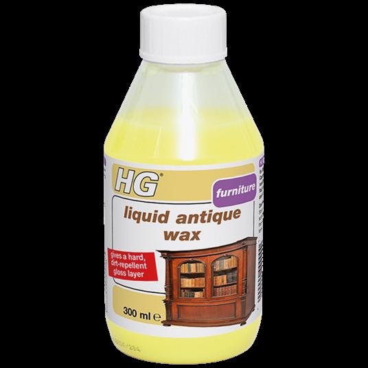 HG Liquid antique wax yellow  300ml