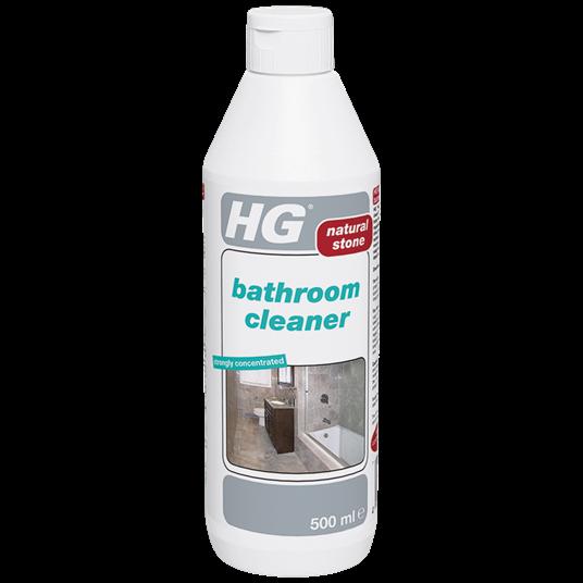 HG Natural stone bathroom cleaner 500ml