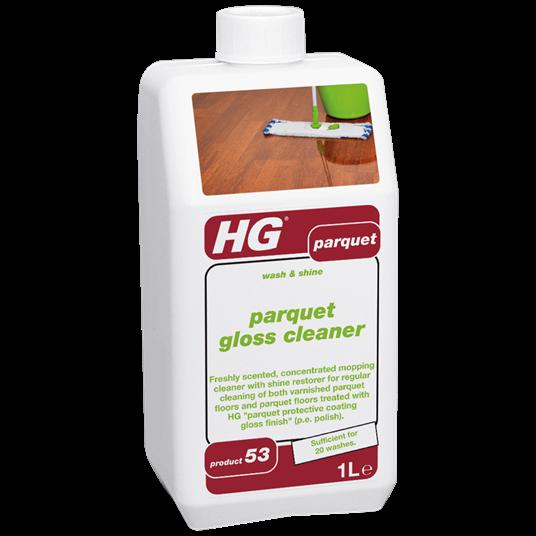 HG Parquet gloss cleaner 1L