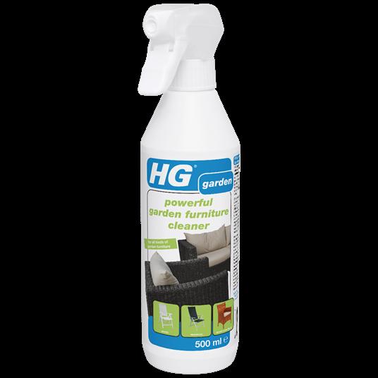 HG Powerful garden furniture cleaner 500ml