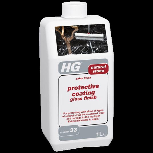 HG Natural stone protective coating - gloss finish 1L