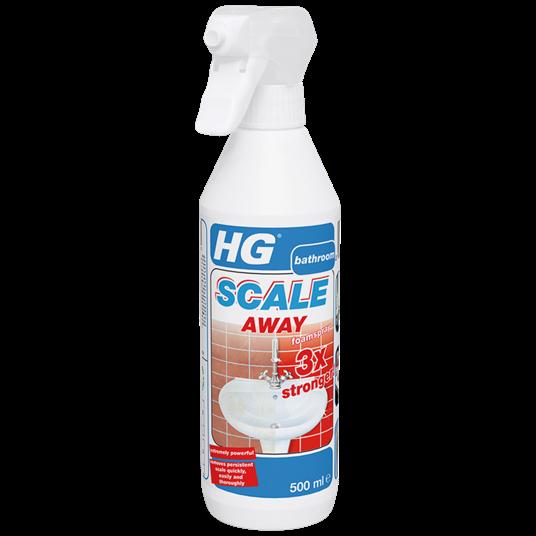 HG Scale away foamspray 3X Stronger! 500ml