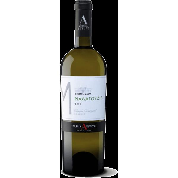 ALPHA ESTATE MALAGOUZIA - WHITE - 75CL