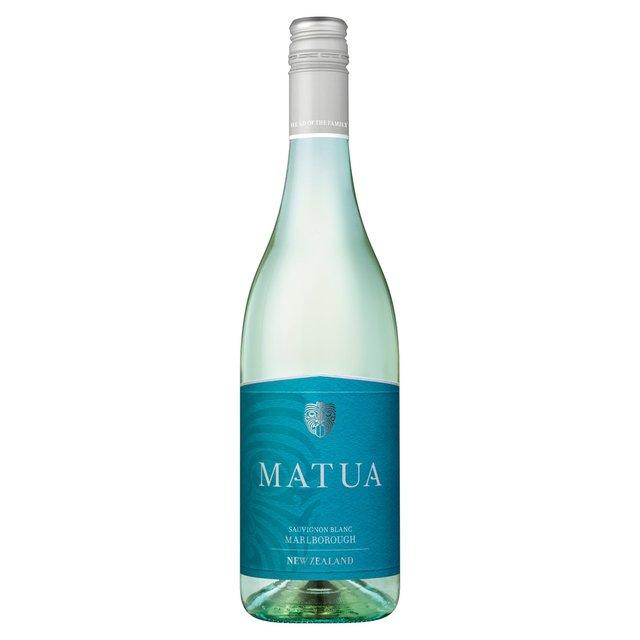 MATUA SAUVIGNON BLANC - WHITE - 75CL