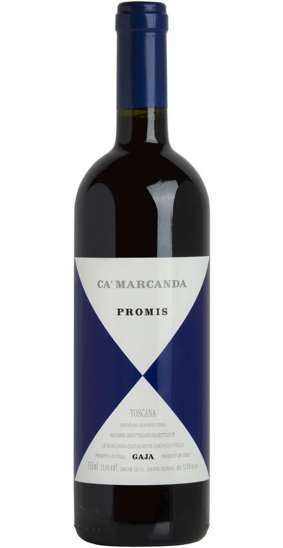GAJA PROMIS - RED - 75CL