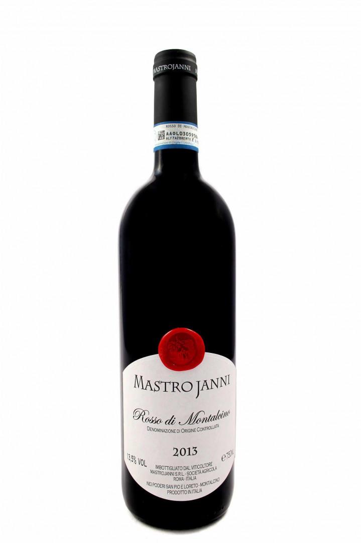 MASTROJANNI ROSSO DI MONTALCINO - RED - 75CL