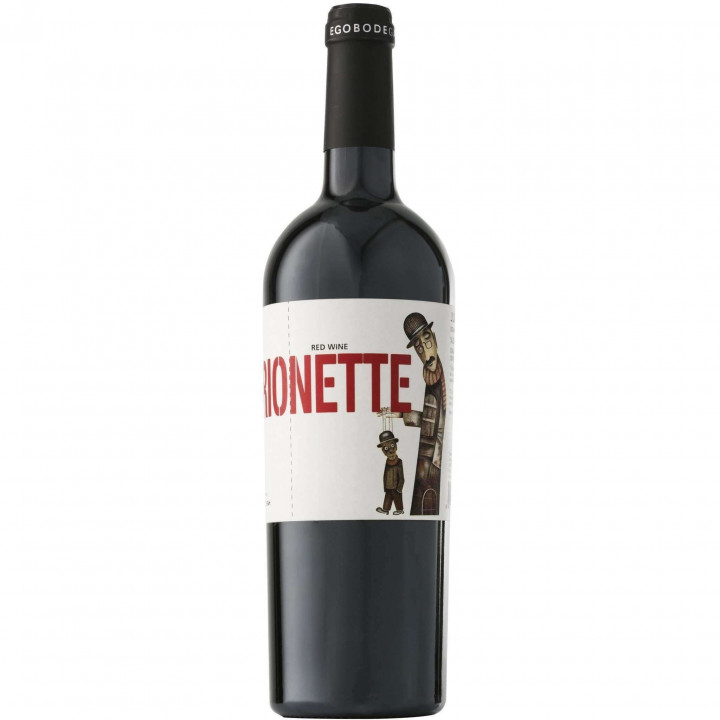BODEGAS EGO MARIONETTE - RED - 75CL