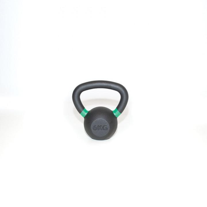 Black Edition Kettlebell - 6kg - black