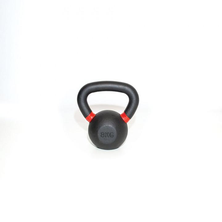 Black Edition Kettlebell - 8kg - black