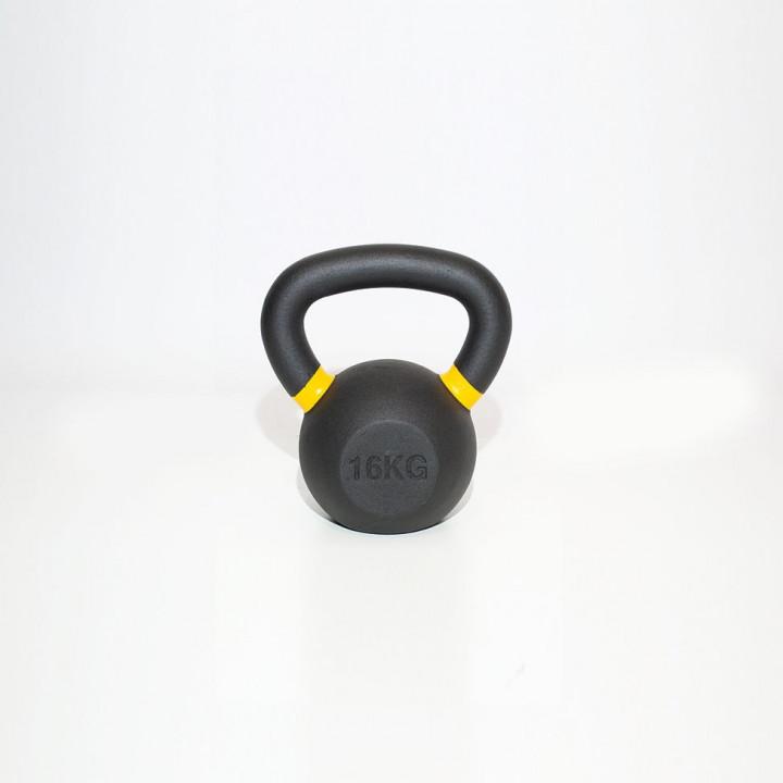 Black Edition Kettlebell - 16kg - black