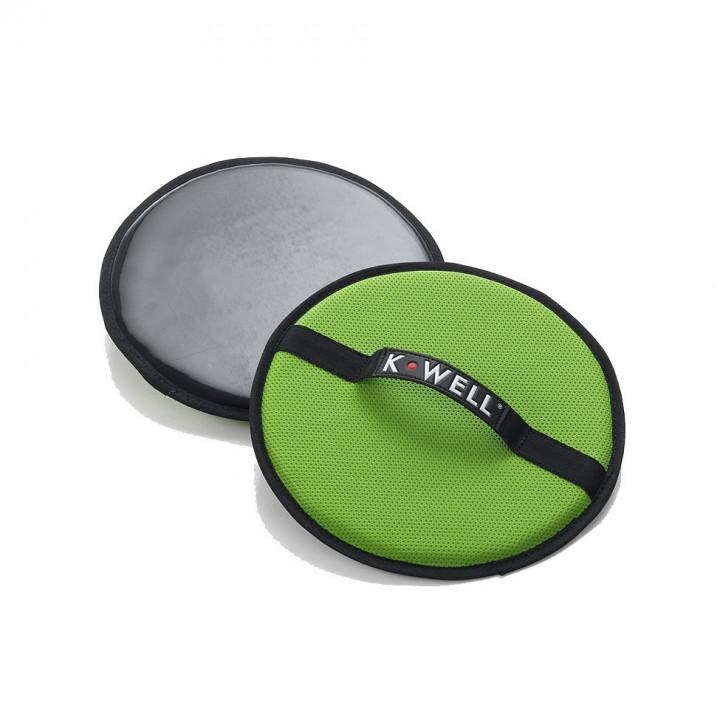 K-Well K-Glide Discs - (Pair) - green