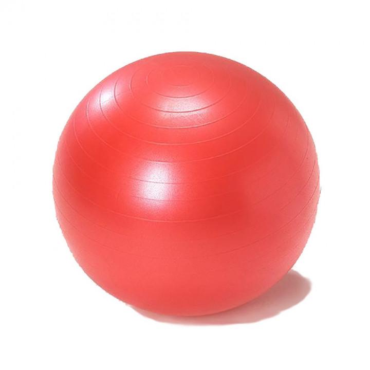 Anti-Burst Gym Ball - 55 cm (Red) - red