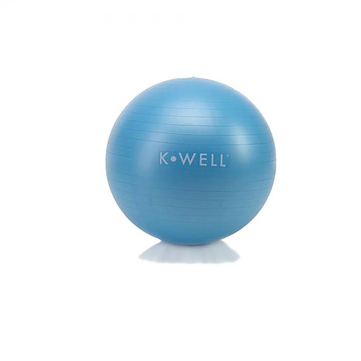 K-Well Top Line Gymball - 75 cm (Light Blue) - light blue