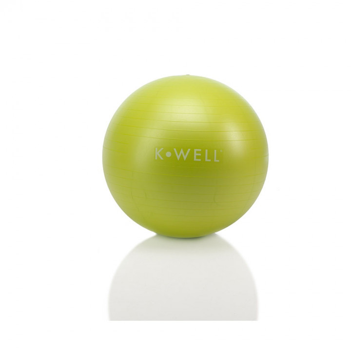 K-Well Top Line Gymball - 65 cm (Line Green) - line green