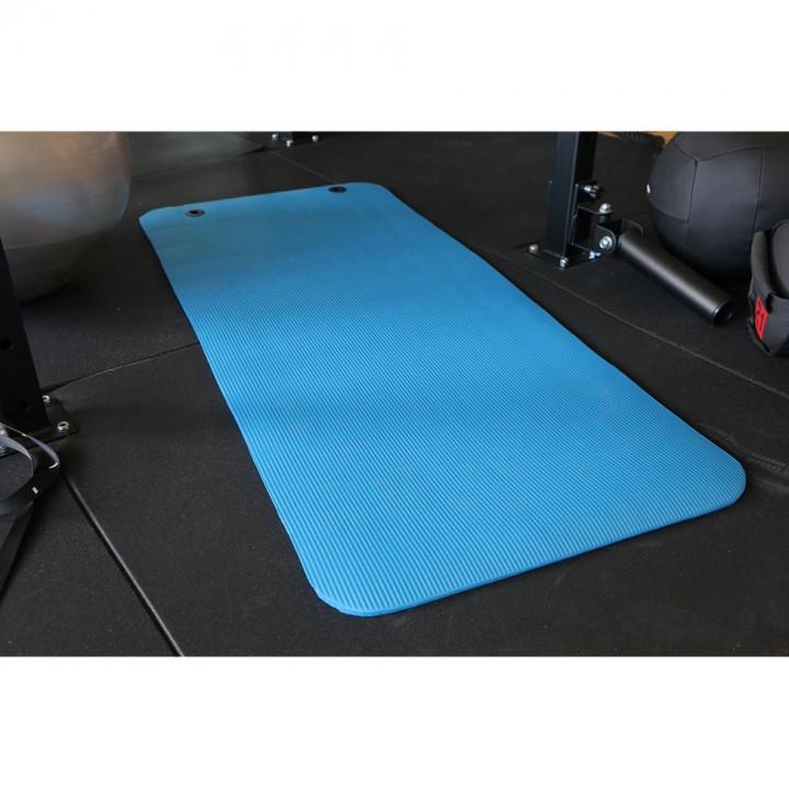 K-Well Training Mat 142 x 58 x 1 - blue