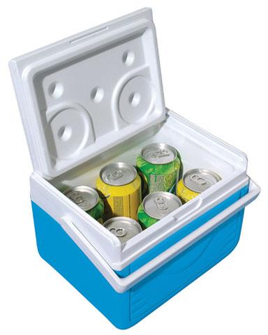 Fliplid 6 Personal Cooler - BLUE - 5QT/4,7LT