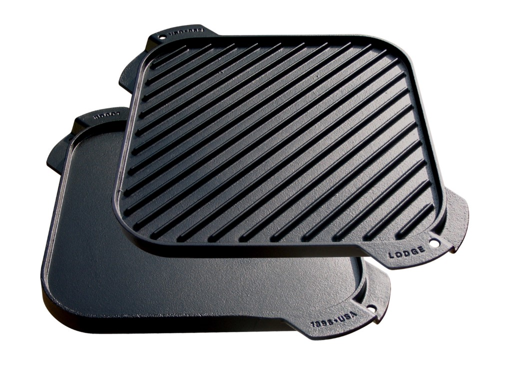 LODGE LSRG3 Cast iron griddle/grill