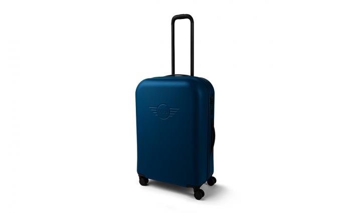 MINI trolley Wing Logo  71cmX48.5cmX23cm - Island Blue