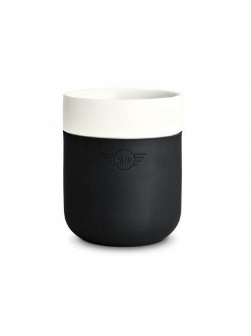 MINI Cup Colour Block - White / Black