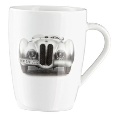 BMW 328 coffee mug  - White