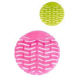 Urissol Urinal Screen  Αρωματισμένο Κόσκινο Ουρητηρίου - Pink: Cherry.Green: Apple.