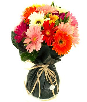Colorful Water Bouquet