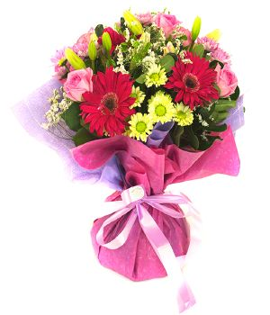 Vivid Water Bouquet