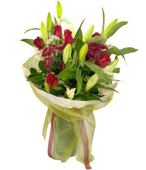 Red Velvet Bouquet