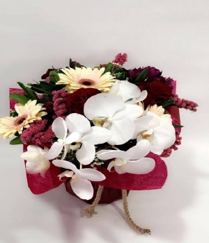 Simply Orchid Bouquet