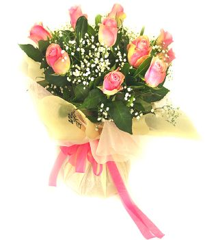 Pink Pearl Roses