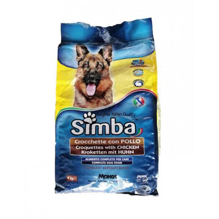Crocchette dog food 4kg