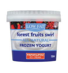 Family Pack - P&P Forest Fruit Yogurt 850ml