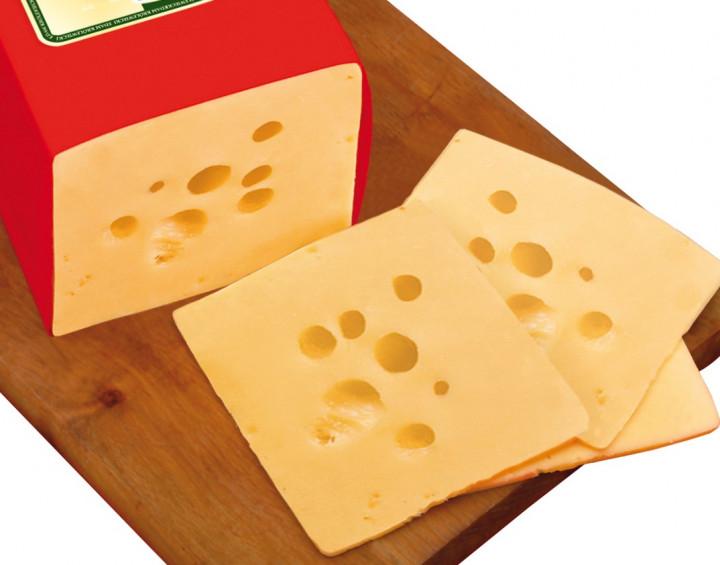 Edam Cheese Slice Light 200gr