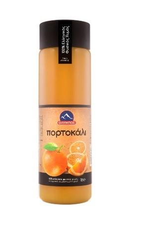 Olympos Juice 400ml - Orange (no sugar)