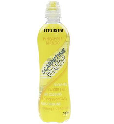 Weider l-carnitine water 500ml - Lemon