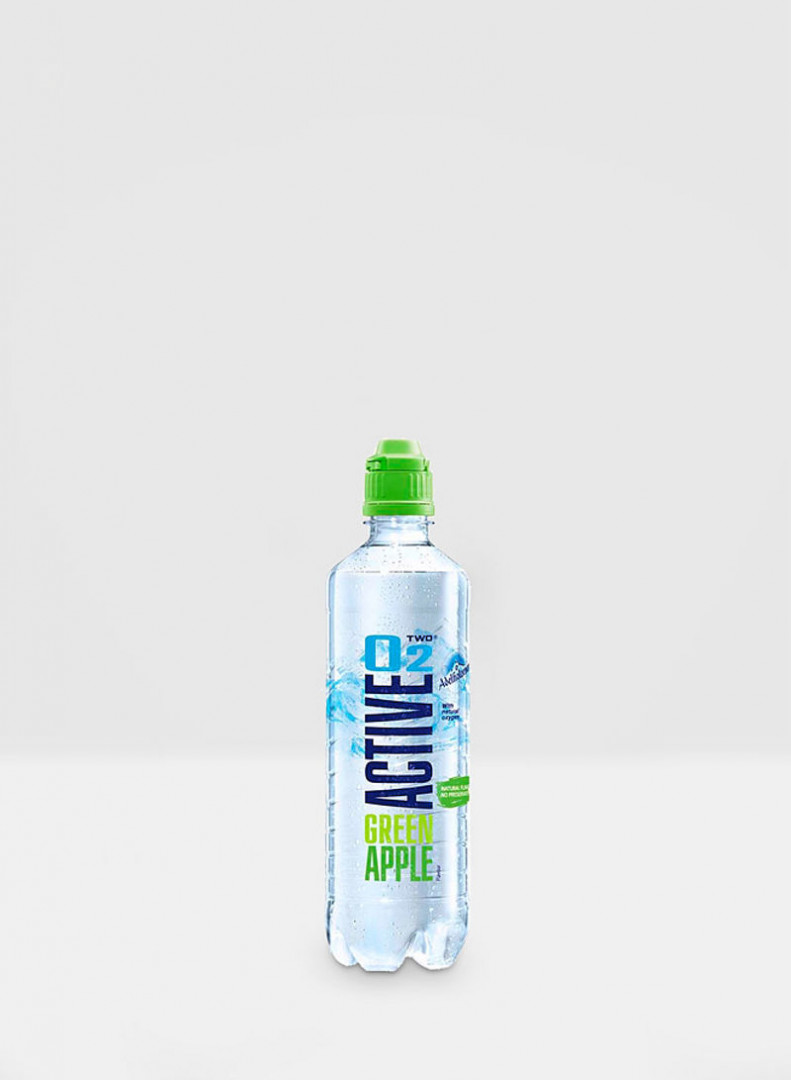 Active 02 500ml- Green Apple