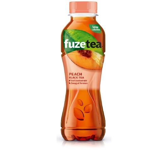 Fuze Tea 330ml - Peach