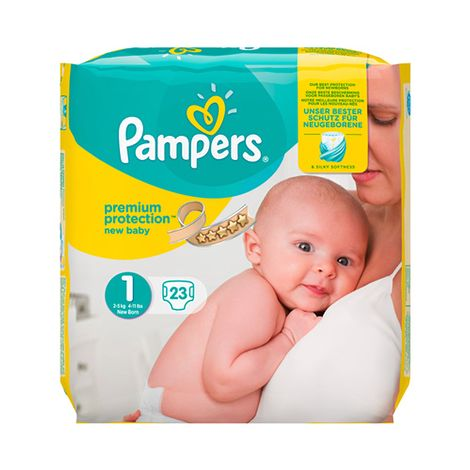Pampers Multipack - Size 1