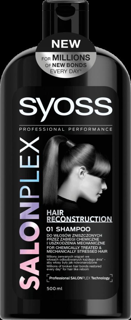 Syoss Shampoo 750ml - Salonplex