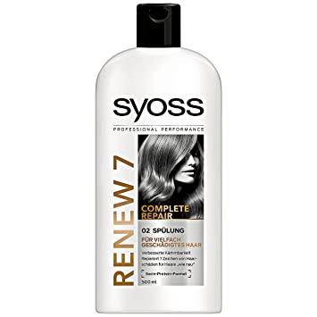 Syoss Conditioner 500ml - Renew 7