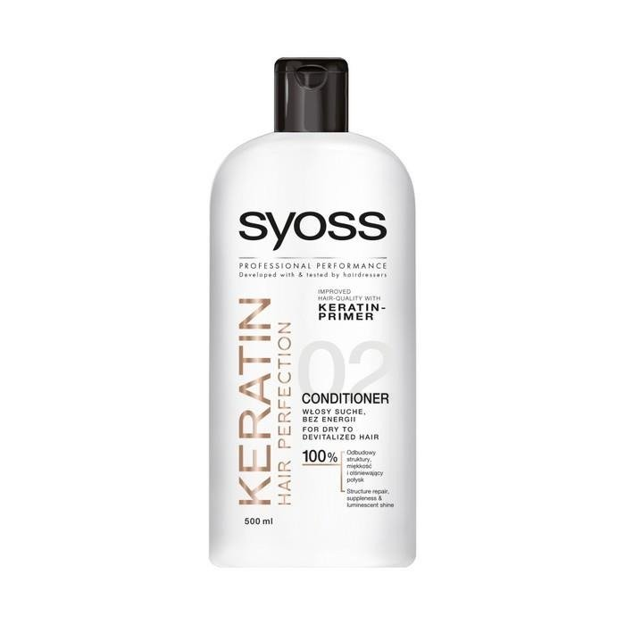 Syoss Conditioner 500ml - Keratin