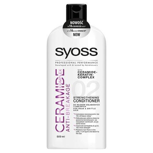 Syoss Conditioner 500ml - Ceramide Complex