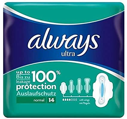 Always Multipack - Ultra normal