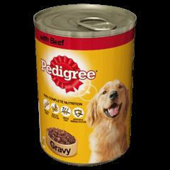 Pedigree 400gr - Gravy with beef