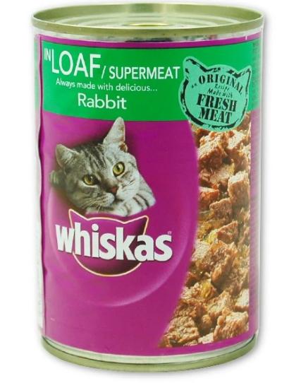 Whiskas 400gr - Rabbit