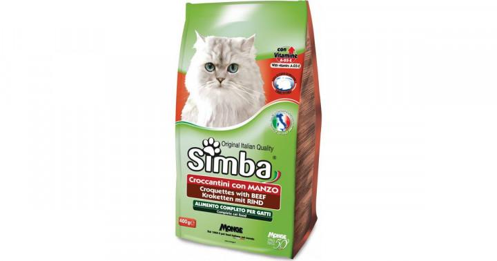 Croccantini mix cat food 2kg