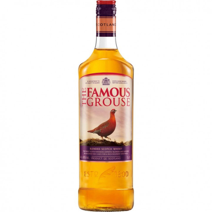 Famous Grouse Whiskey 700ML